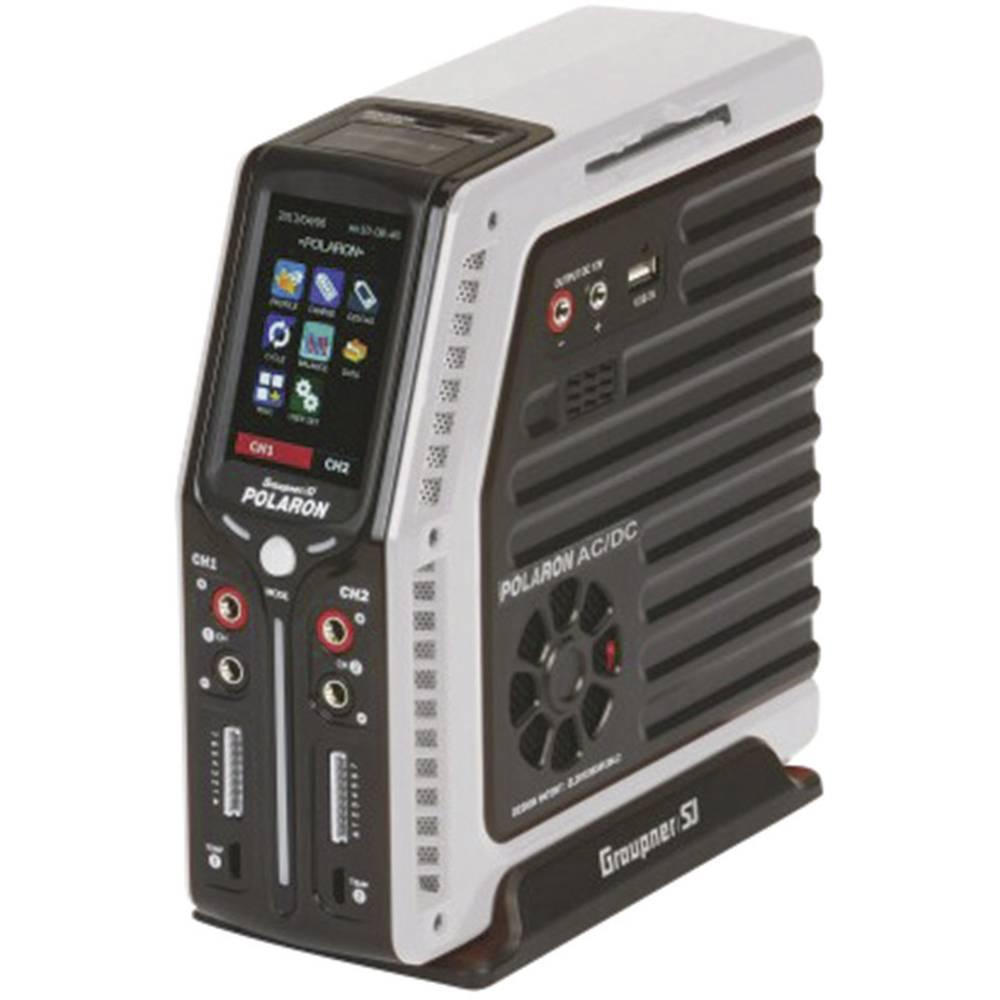 Višenamjenski punjač baterija za modele 24 V, 220 V 8 A Graupner Polaron AC/DC