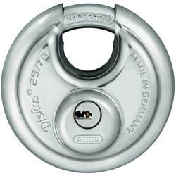 Ključavnica obešanka ABUS ABVS35825 srebrna, zaklepanje s ključem