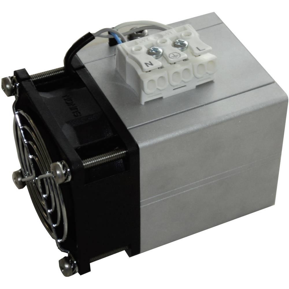 Ventilatorski grijač tip Mixi Rose LM 04315022A22 230 V/AC 150 W (D x Š x V) 70 x 60 x 76 mm