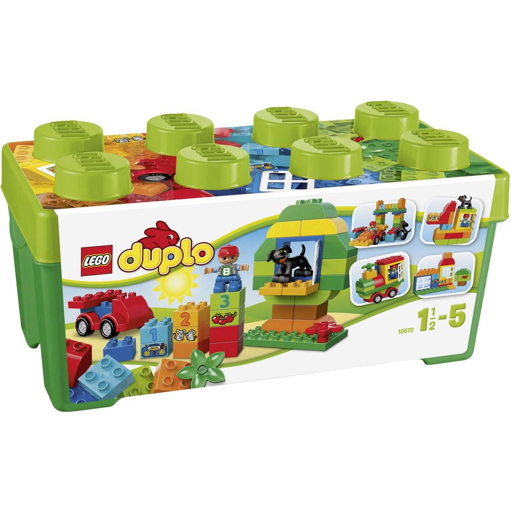 Velika škatla s kockami Lego Duplo 10572 6059072