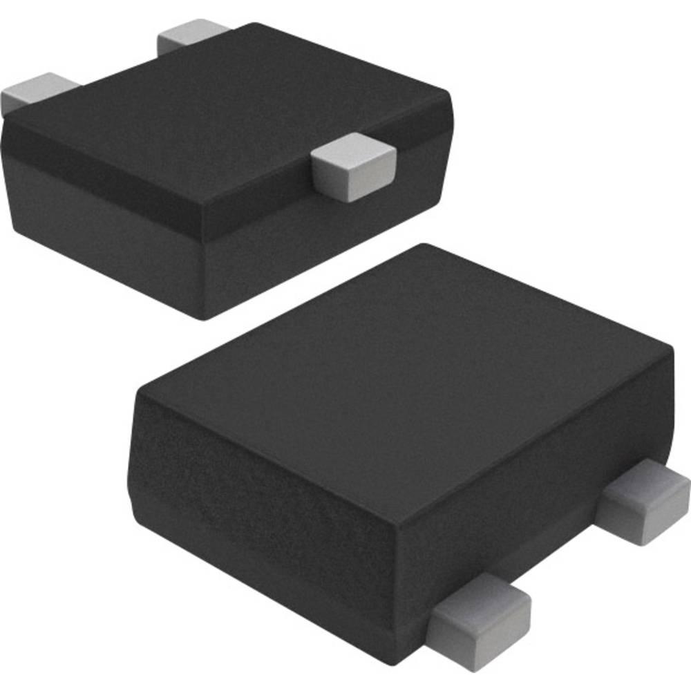 Supresor dioda NXP Semiconductors PESD15VS2UQ,115 vrsta kućišta SOT-663