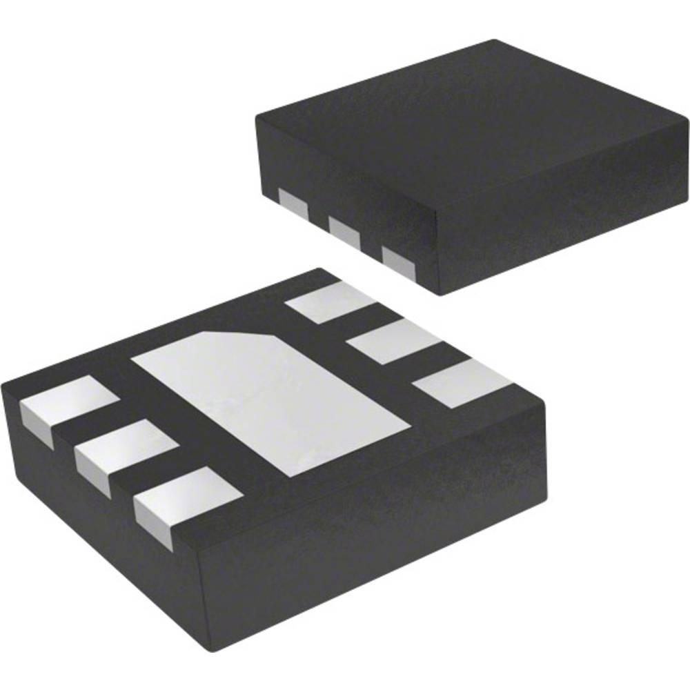 Supresor dioda NXP Semiconductors PUSBM5V5X4-TL,115 vrsta kućišta HXSON-6