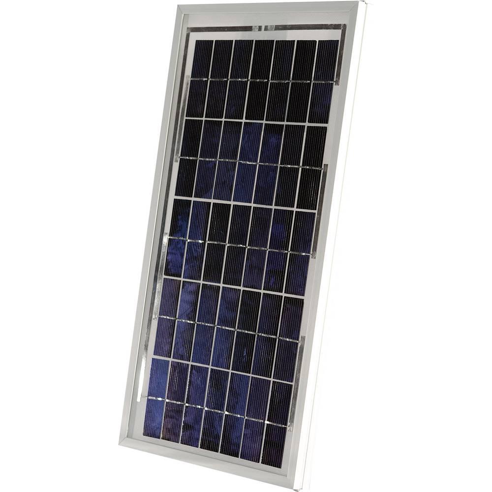 Monokristalni solarni modul 10 Wp 17.3 V Sunset SOLARMODUL