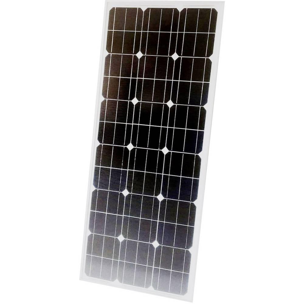 Monokristalni solarni modul 80 Wp 16.8 V Sunset Solarmodul