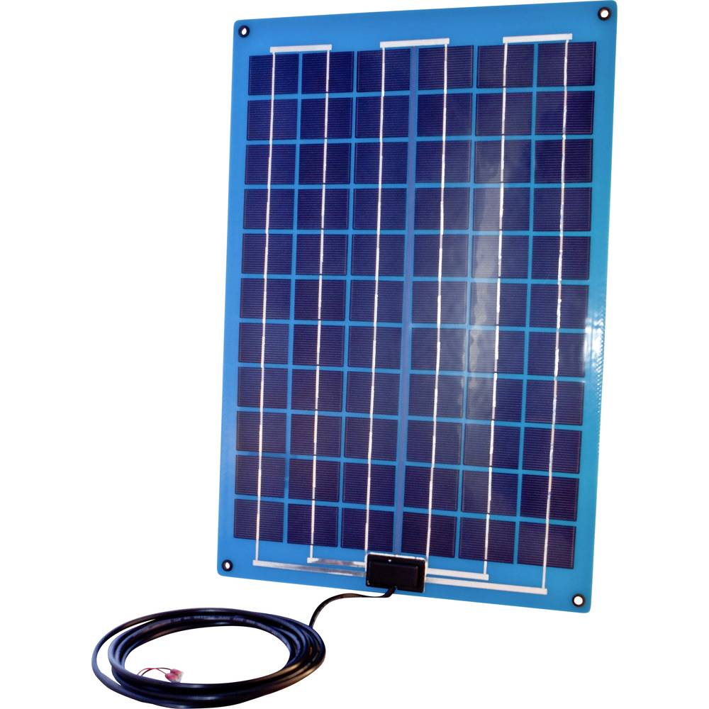Polikristalni solarni modul 20 Wp 15.5 V Sunset