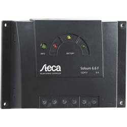 Solcelle-opladningsregulator Steca Solsum 6.6 F 12 V, 24 V 6 A