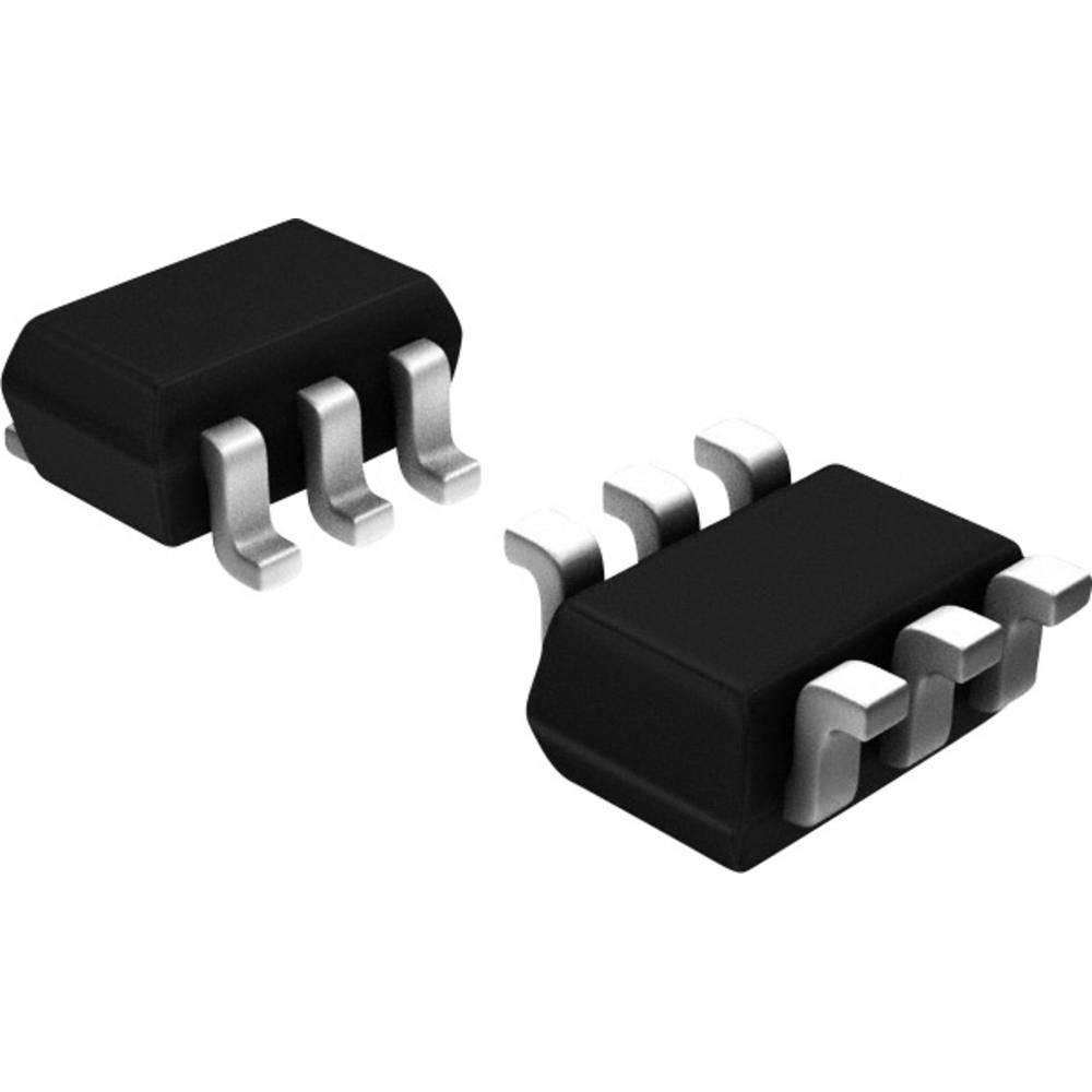 Standardna dioda NXP Semiconductors BAV70S,135 SOT-363 100 V 250 mA