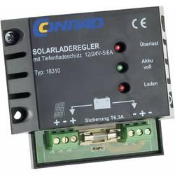 Solarni regulator polnjenja 12 V, 24 V 6 A