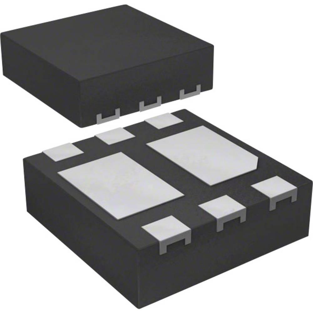 Tranzistor NXP Semiconductors PBSS4112PAN,115 vrsta kućišta HUSON-6