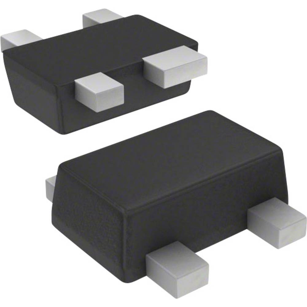 Tranzistor NXP Semiconductors BFU630F,115 vrsta kućišta SOT-343F-4