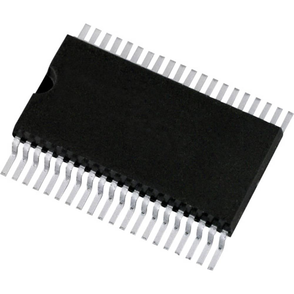 PMIC - grafikdriver NXP Semiconductors PCF8577CT/3,118 LCD 32 segmenter I²C 25 µA VSOP-40