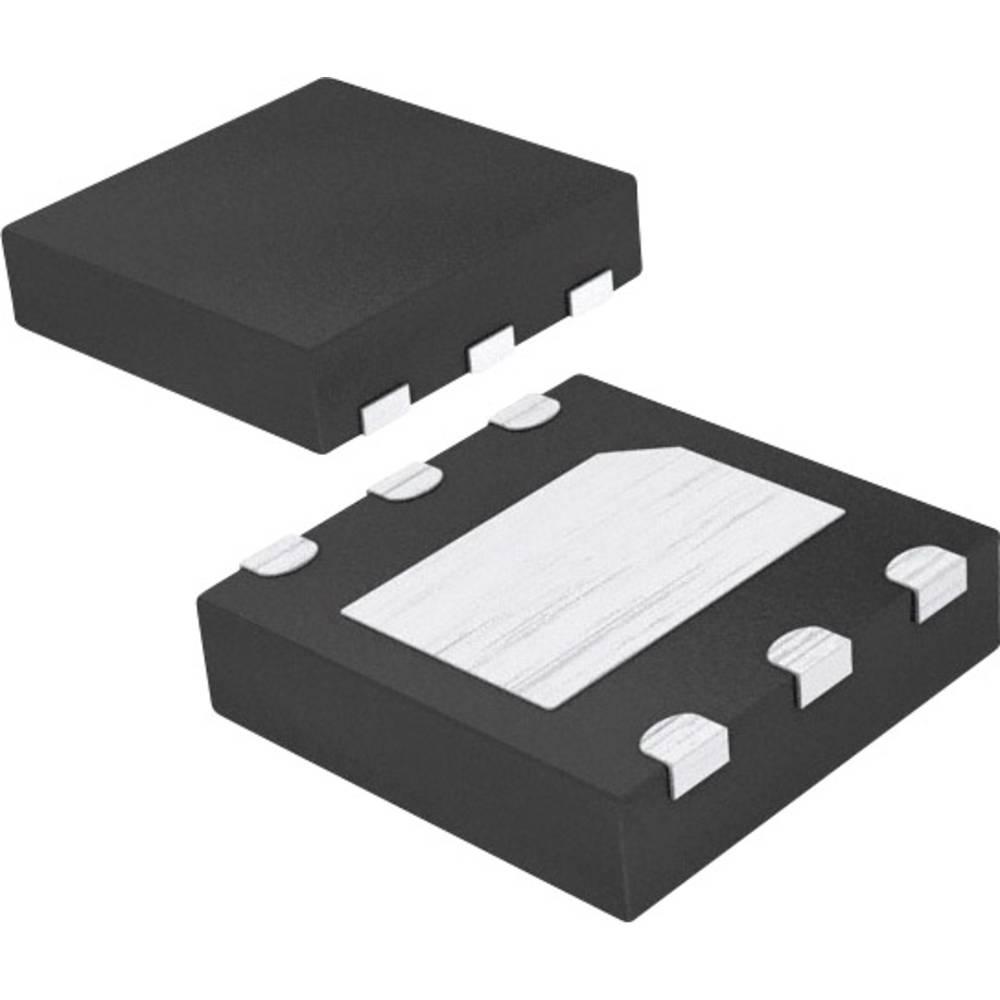 Supresor dioda Maxim Integrated MAX3202EETT+T vrsta kućišta TDFN-6