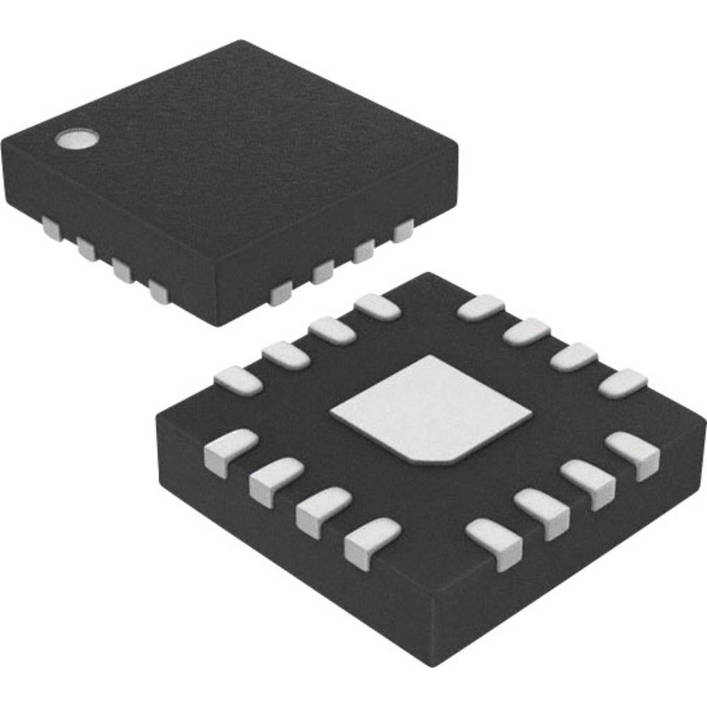 Vmesnik-IC - sprejemnik-oddajnik Maxim Integrated MAX13236EETE+ RS232 1/1 TQFN-16