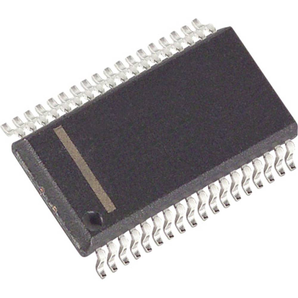 PMIC - grafikdriver Maxim Integrated MAX6956AAX+ LED I²C 180 µA SSOP-36