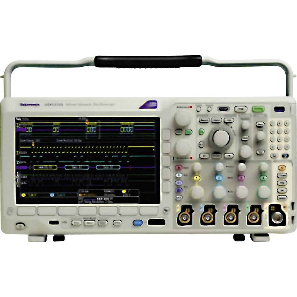 Kal. ISO Digitalni osciloskop Tektronix MDO3022 200 MHz 2-kanalni 2.5 GSa/s 10 Mpts 11 Bit kalibracija narejena po: ISO, digital
