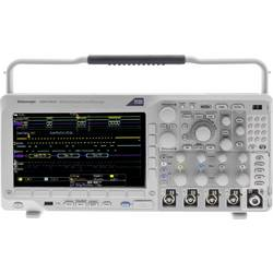Kal. DAkkS Digitalni osciloskop Tektronix MDO3024 200 MHz 4-kanalni 2.5 GSa/s 10 Mpts 11 Bit kalibracija narejena po DAkkS digit