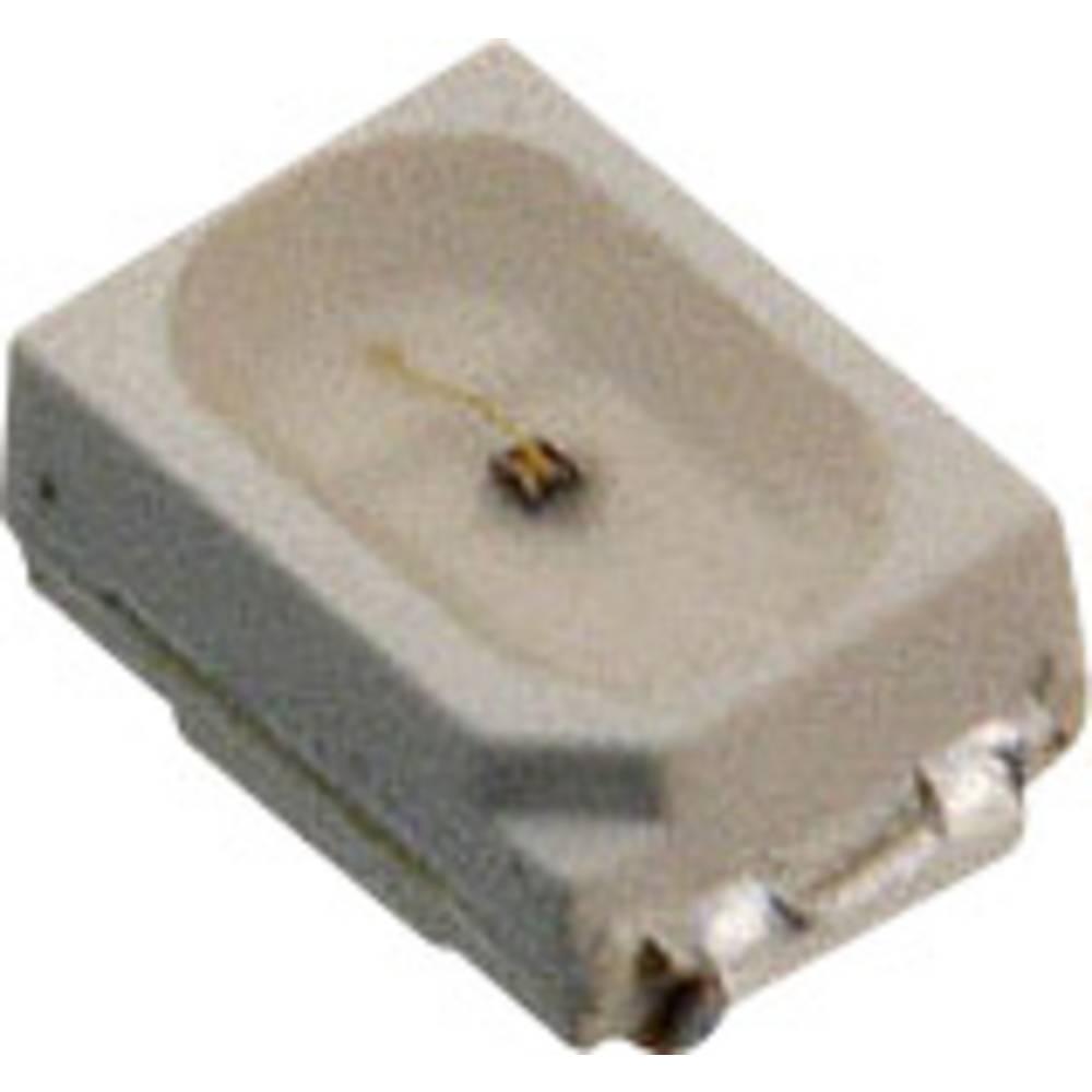 SMD-LED (value.1317393) LUMEX SML-LX23SRC-TR SMD-2 100 mcd 90 ° Rød