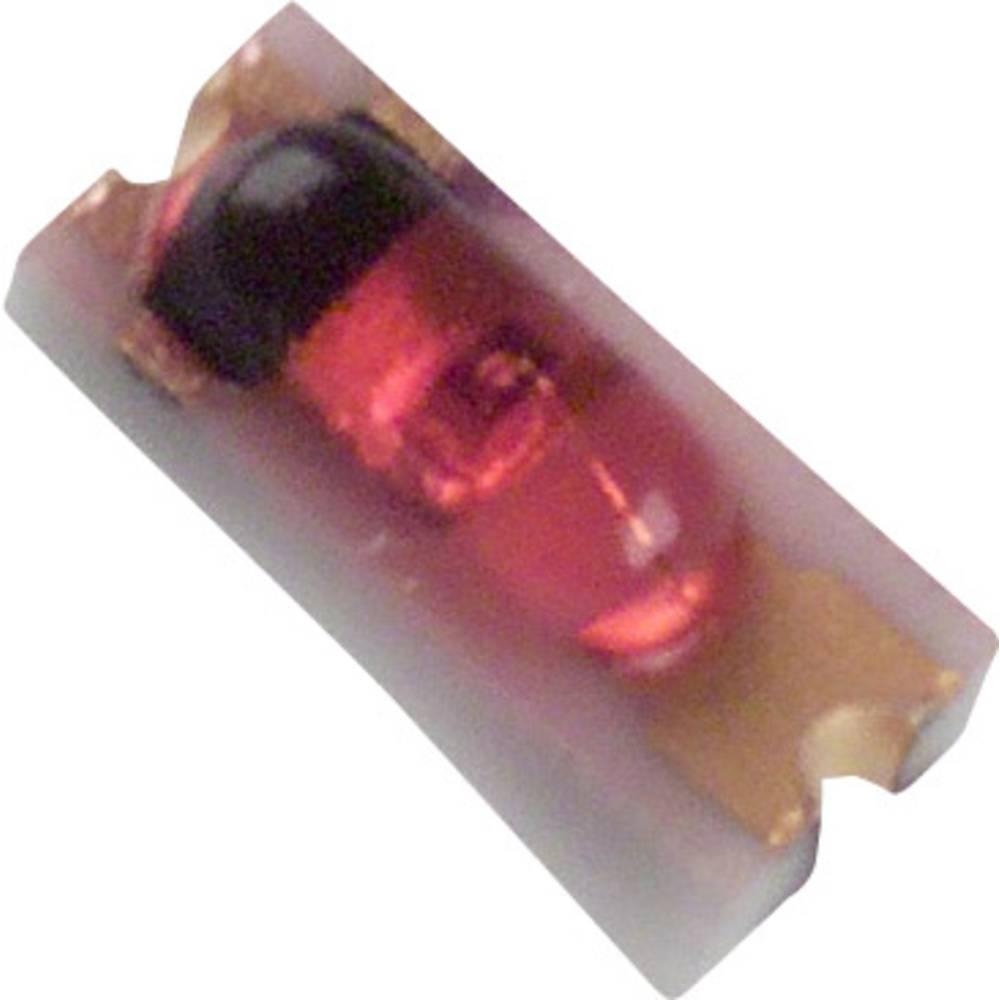 SMD-LED (value.1317393) LUMEX CCL-LX45IT SMD-2 7.2 mcd 180 ° Rød
