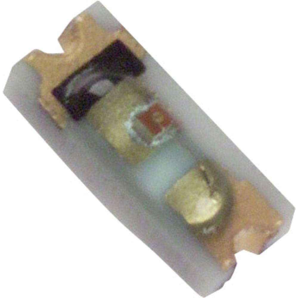 SMD-LED (value.1317393) LUMEX CCL-LX45GT SMD-2 7 mcd 180 ° Grøn