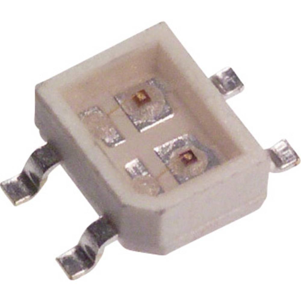 SMD LED LUMEX SSL-LXA3025IGC-TR SMD-4 20 mcd, 12 mcd 130 ° Grøn, Rød