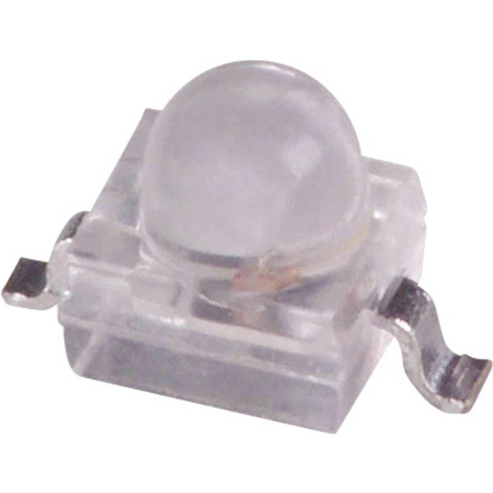 SMD-LED (value.1317393) LUMEX SSL-LXA228IC-TR11 SMD-2 80 mcd 25 ° Rød