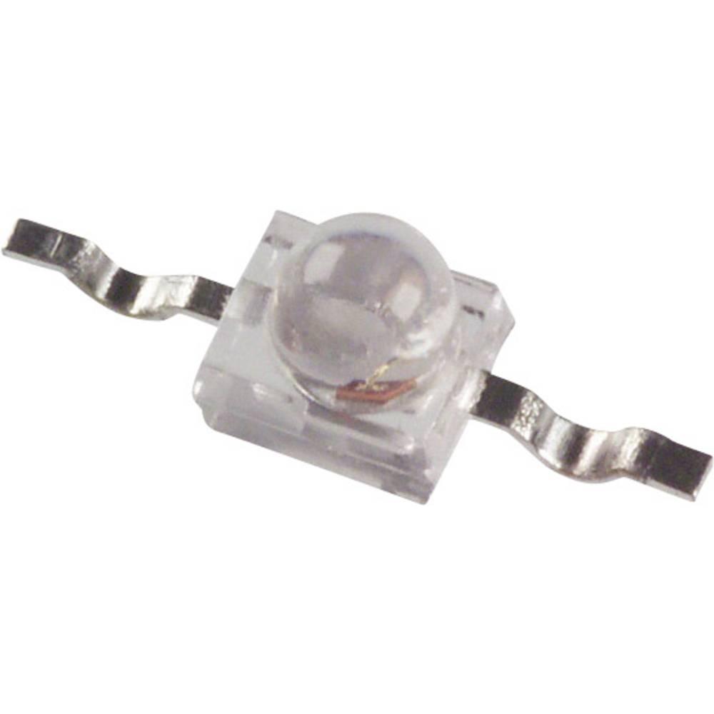 SMD-LED (value.1317393) LUMEX SSL-LXA228YC-TR21 SMD-2 30 mcd 25 ° Gul
