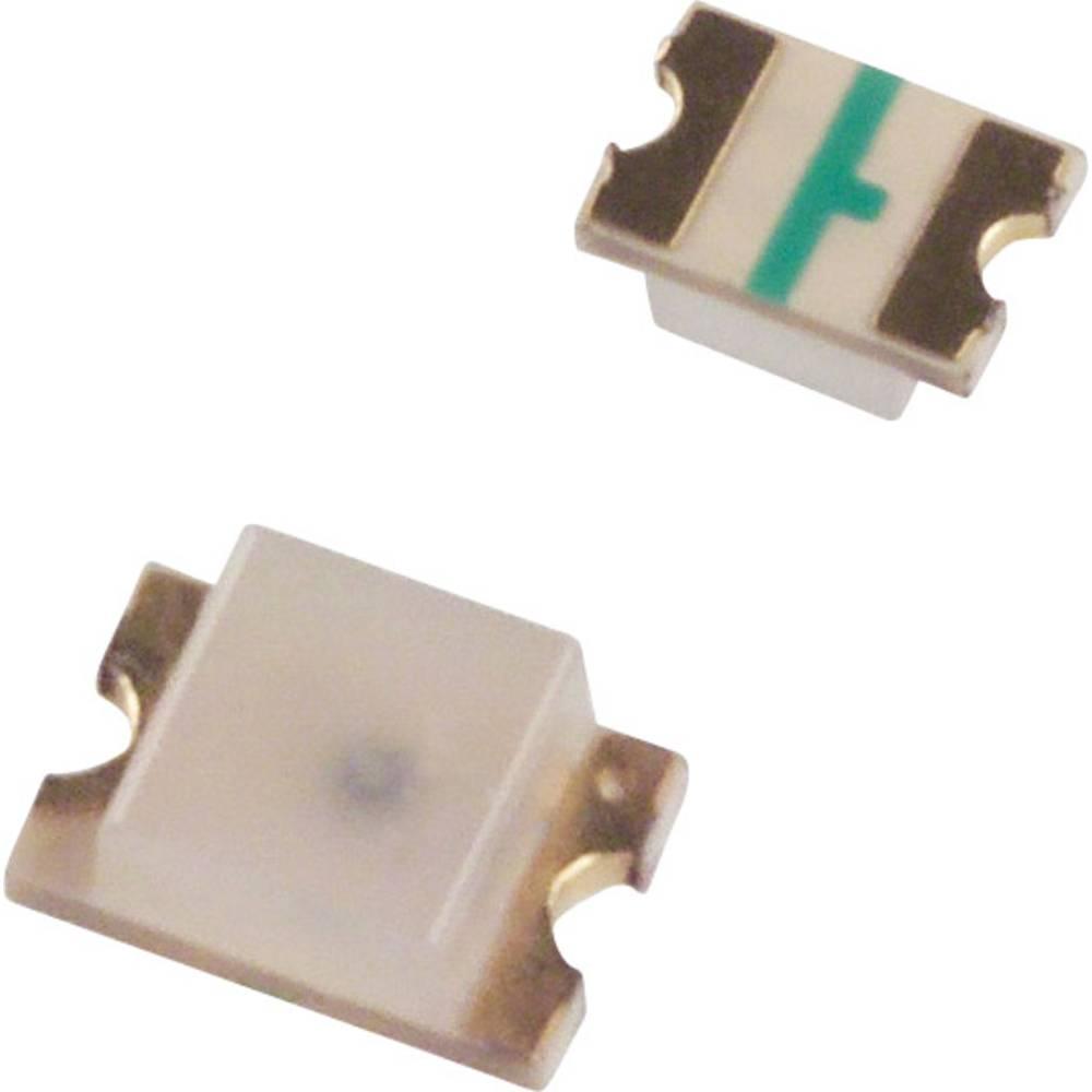 SMD-LED (value.1317393) LUMEX SML-LXT0805IW-TR 2012 11 mcd 140 ° Rød