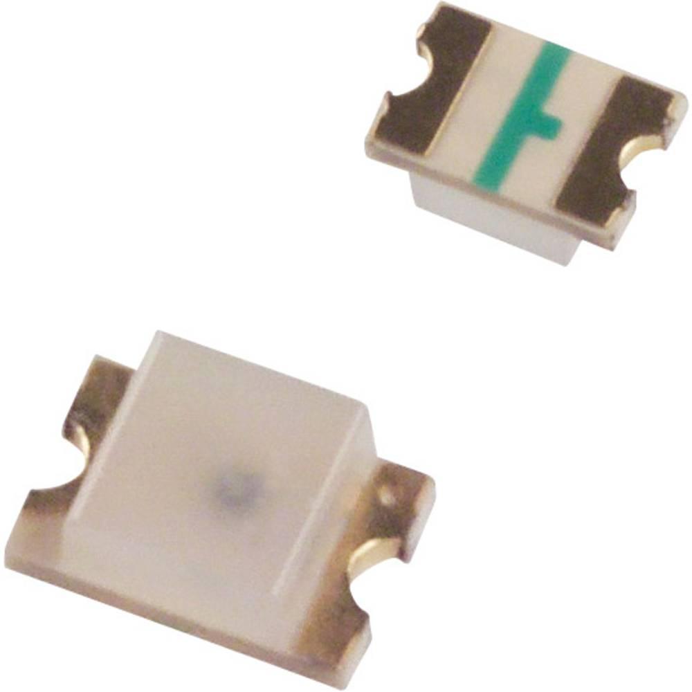 SMD LED LUMEX SML-LXT0805SRW-TR 2012 21 mcd 140 ° Rød