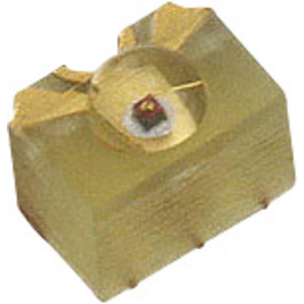 SMD-LED (value.1317393) LUMEX SMF-2432SIC-TR SMD-3 60 mcd 110 ° Rød