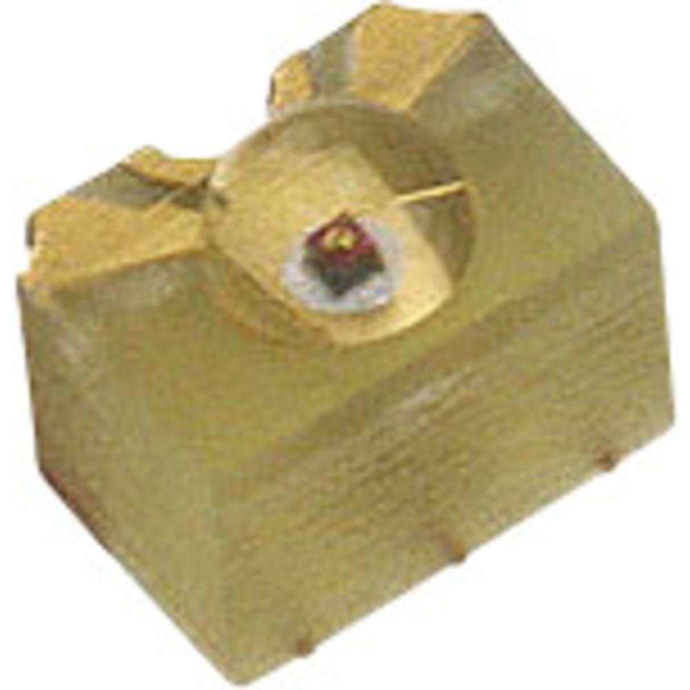 SMD-LED (value.1317393) LUMEX SMF-2432USBC-TR SMD-3 140 mcd 110 ° Blå