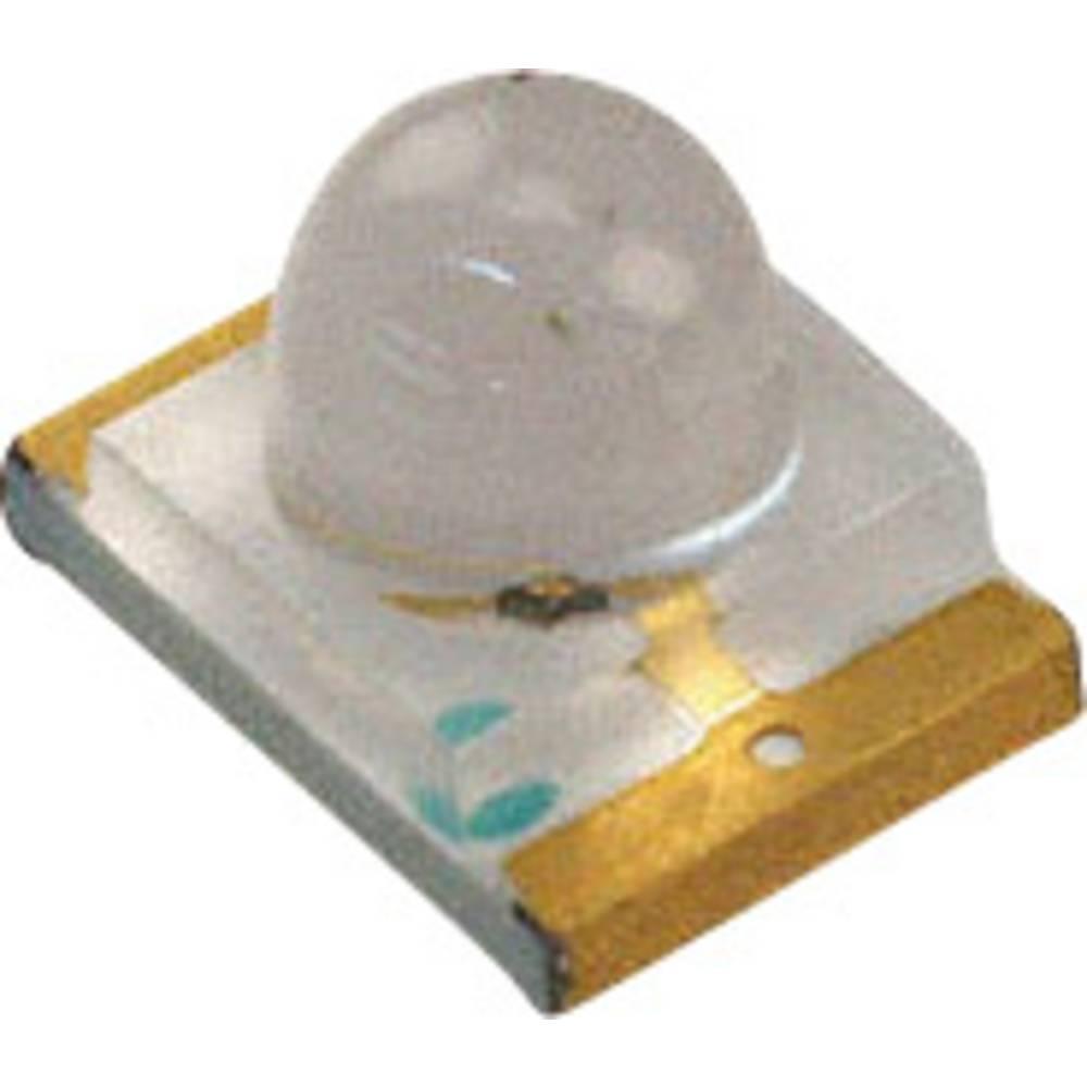 SMD-LED (value.1317393) LUMEX SML-LXL1209SYC-TR 3224 400 mcd 50 ° Gul