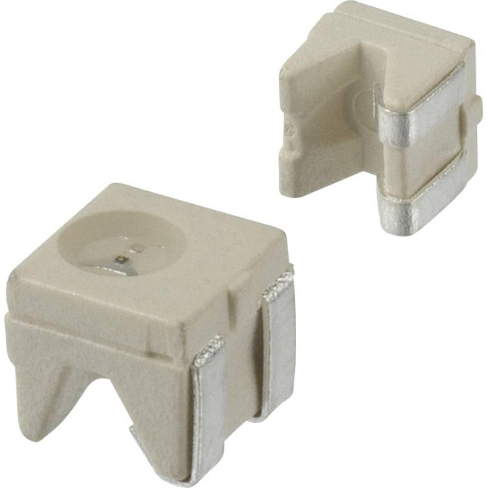 SMD-LED (value.1317393) LUMEX SML-LXR44SIC-TR SMD-2 170 mcd 90 ° Rød