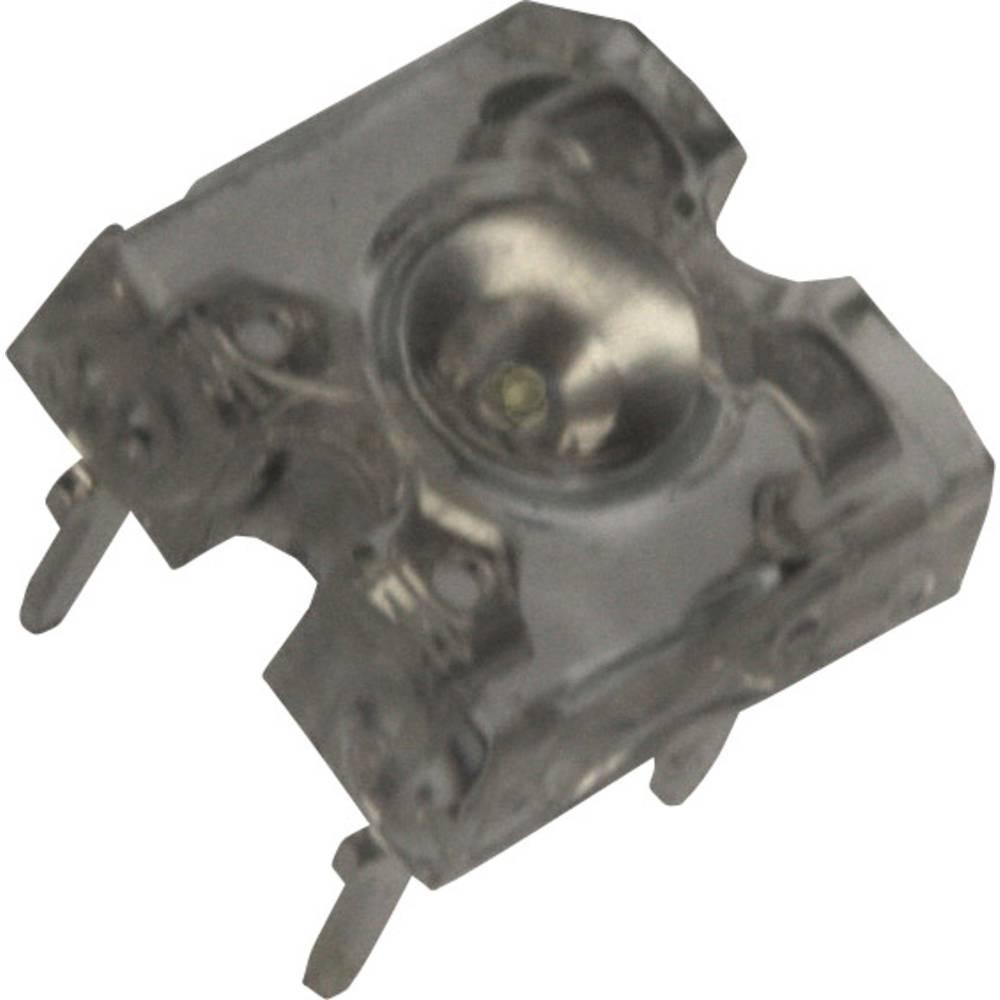 LED bedrahtet (value.1317403) Vishay 3.2 mm 90 ° 70 mA 2.1 V Gul