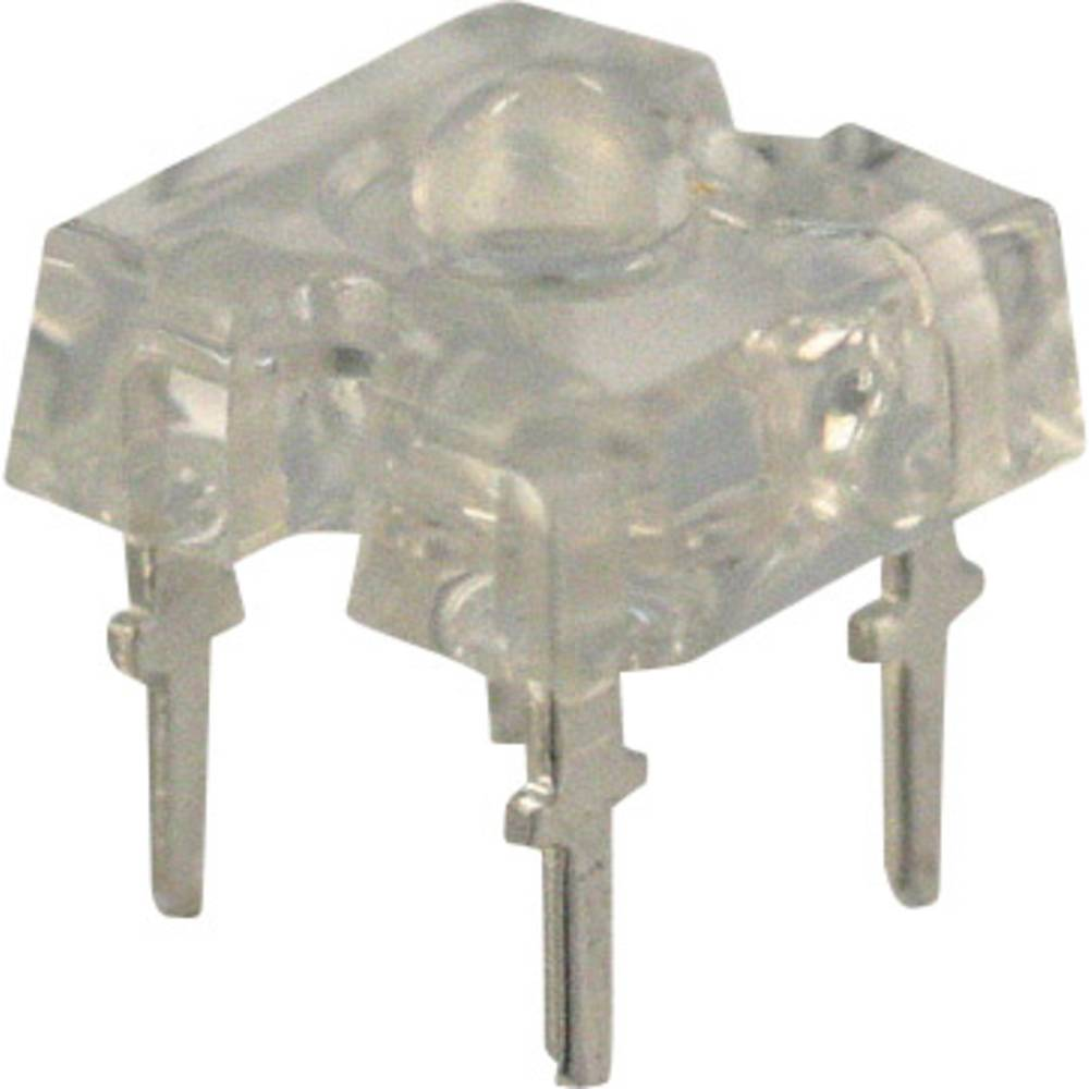 LED bedrahtet (value.1317403) Vishay 3.2 mm 0.8 mcd 60 ° 50 mA 3.9 V Grøn