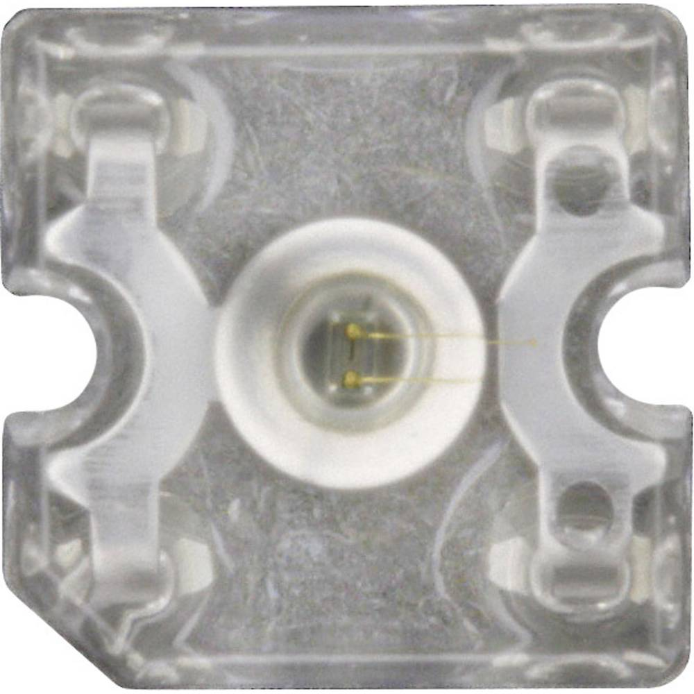 LED bedrahtet (value.1317403) CREE 3 mm 70 ° 35 mA 3.6 V Blå