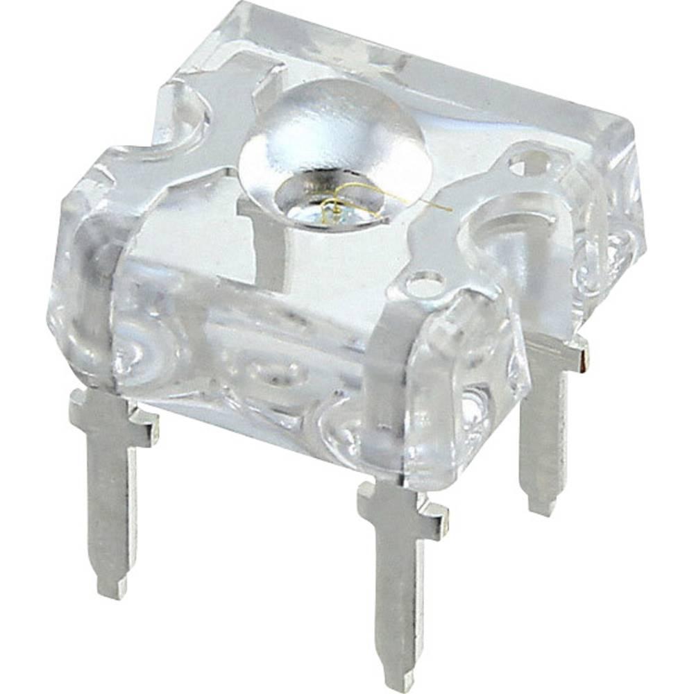 LED bedrahtet (value.1317403) CREE 3 mm 70 ° 35 mA 3.6 V Grøn
