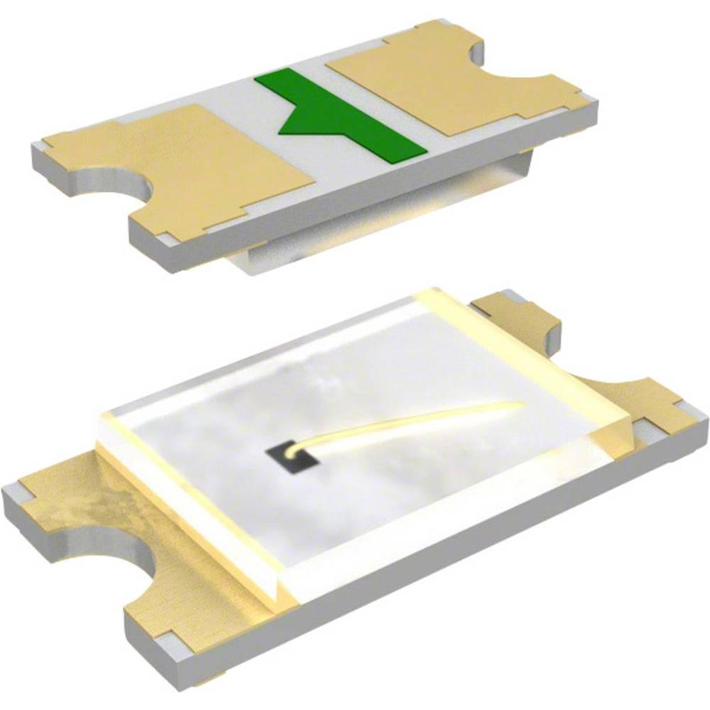 SMD-LED (value.1317393) Panasonic 1608 16 mcd Rød