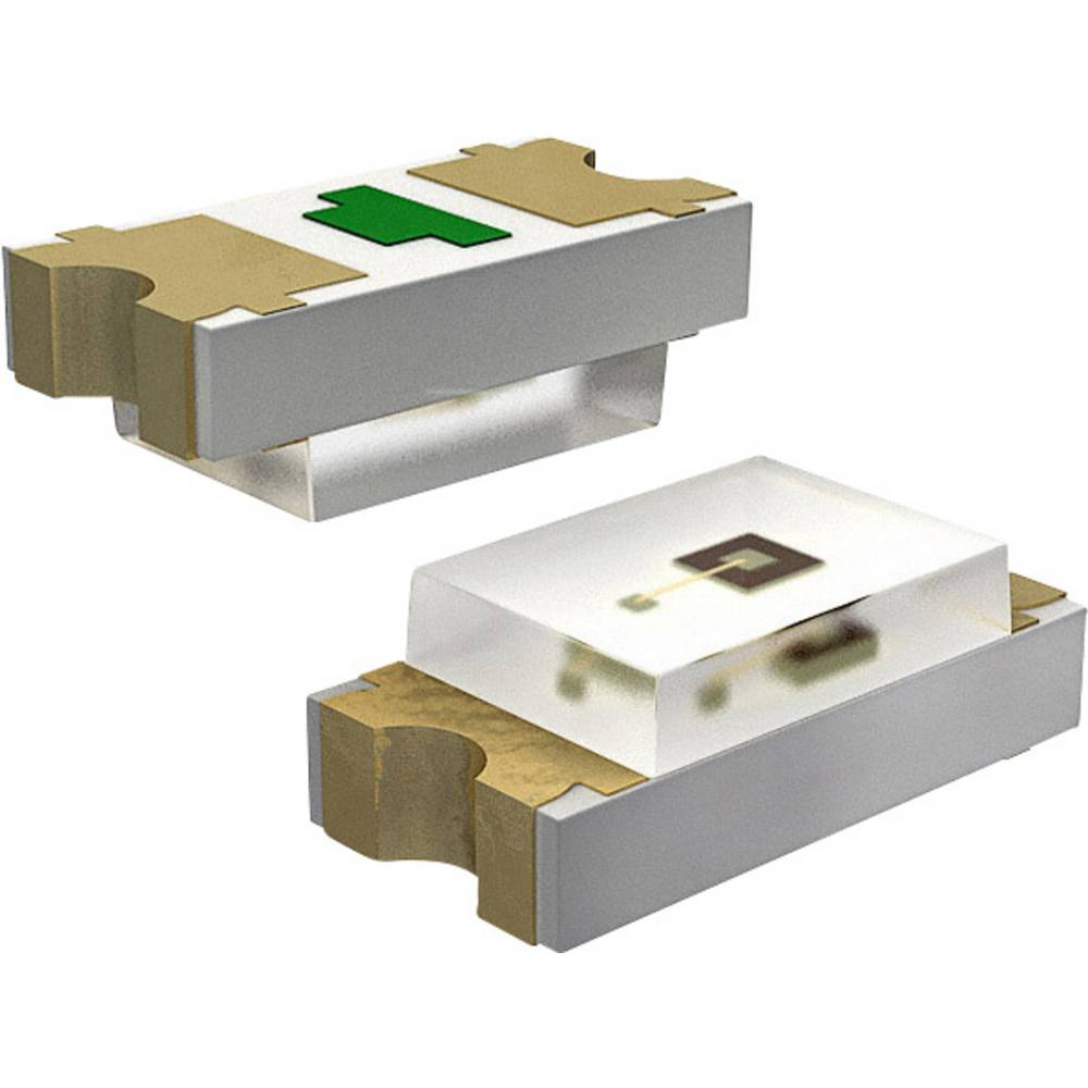 SMD-LED (value.1317393) Panasonic 1005 13 mcd Grøn