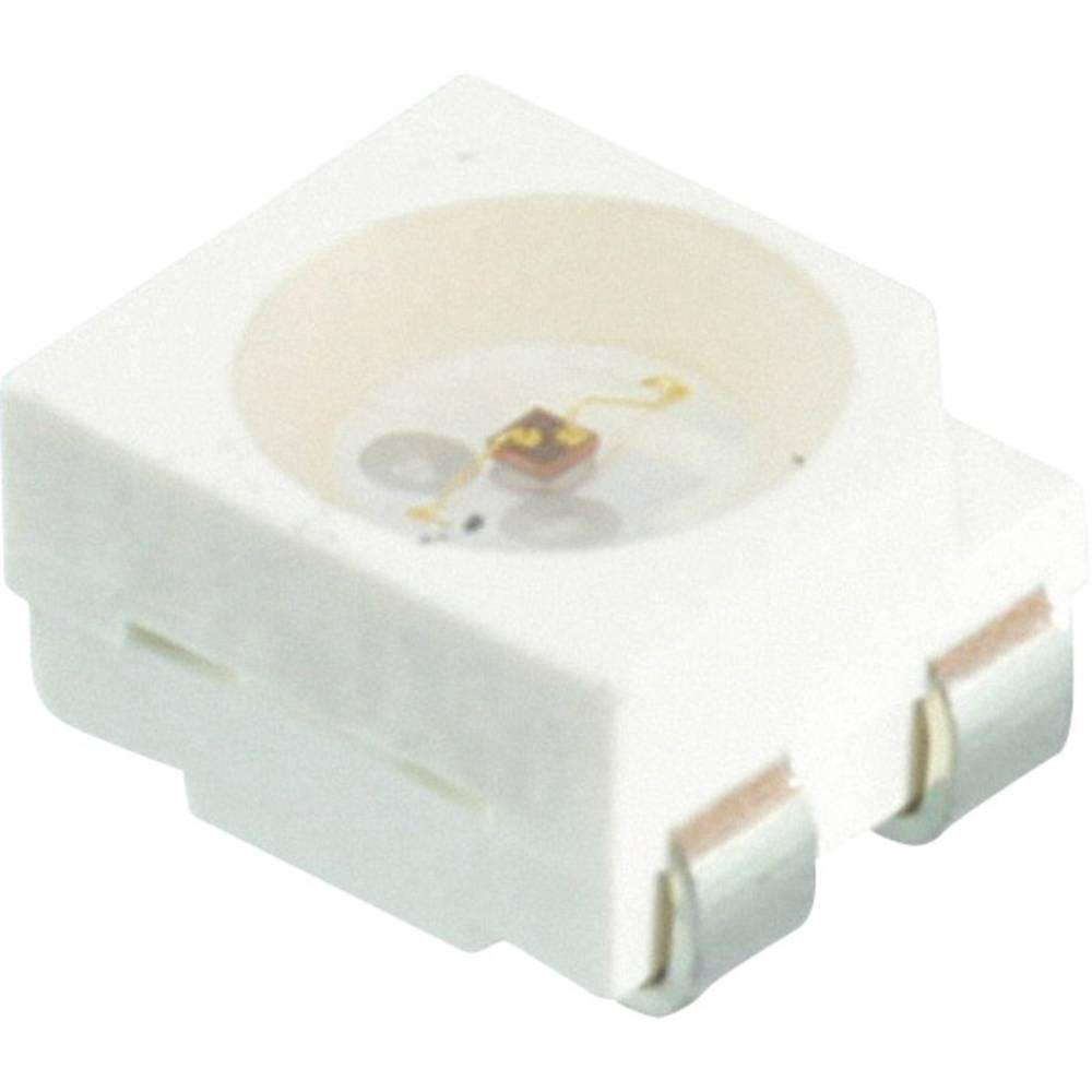 SMD-LED (value.1317393) Panasonic PLCC4 1810 mcd Rød
