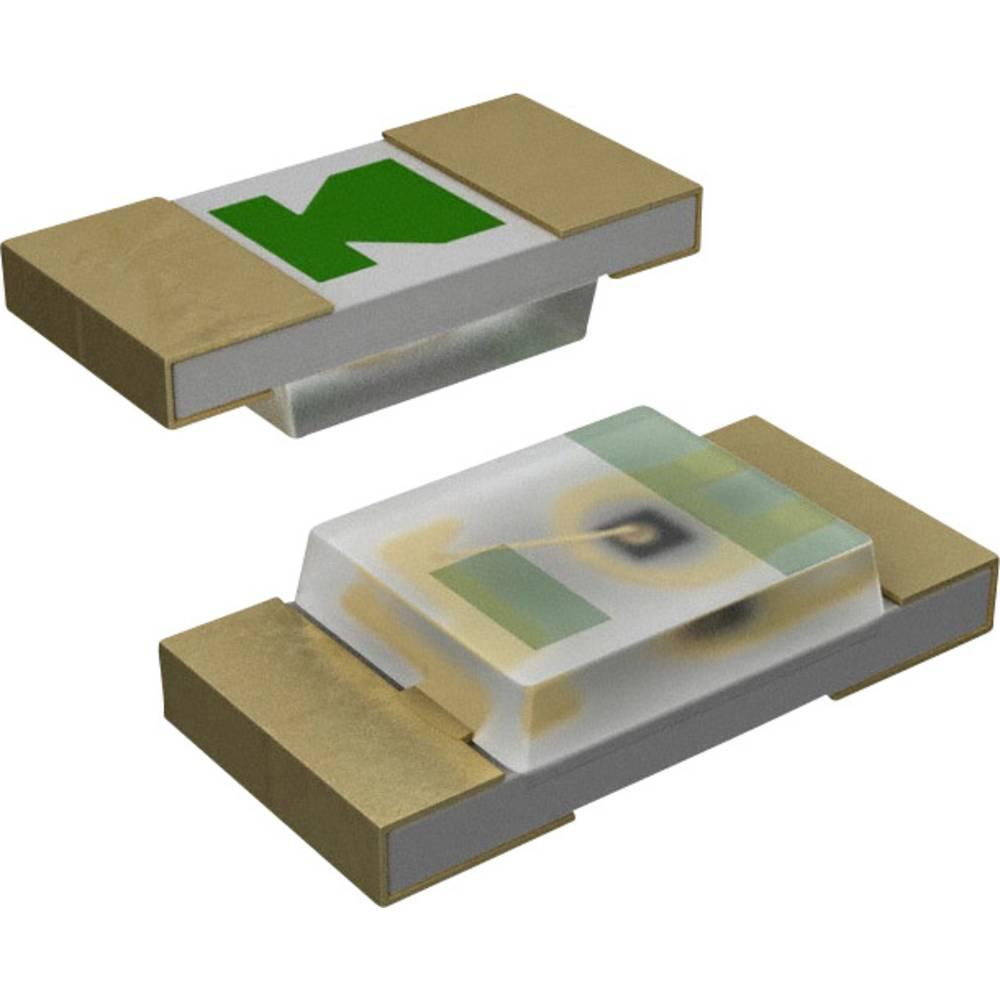 SMD-LED (value.1317393) Panasonic 1608 11.5 mcd Blå
