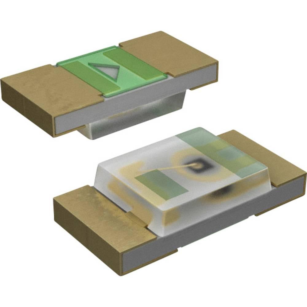 SMD-LED (value.1317393) Panasonic 1608 40 mcd Grøn