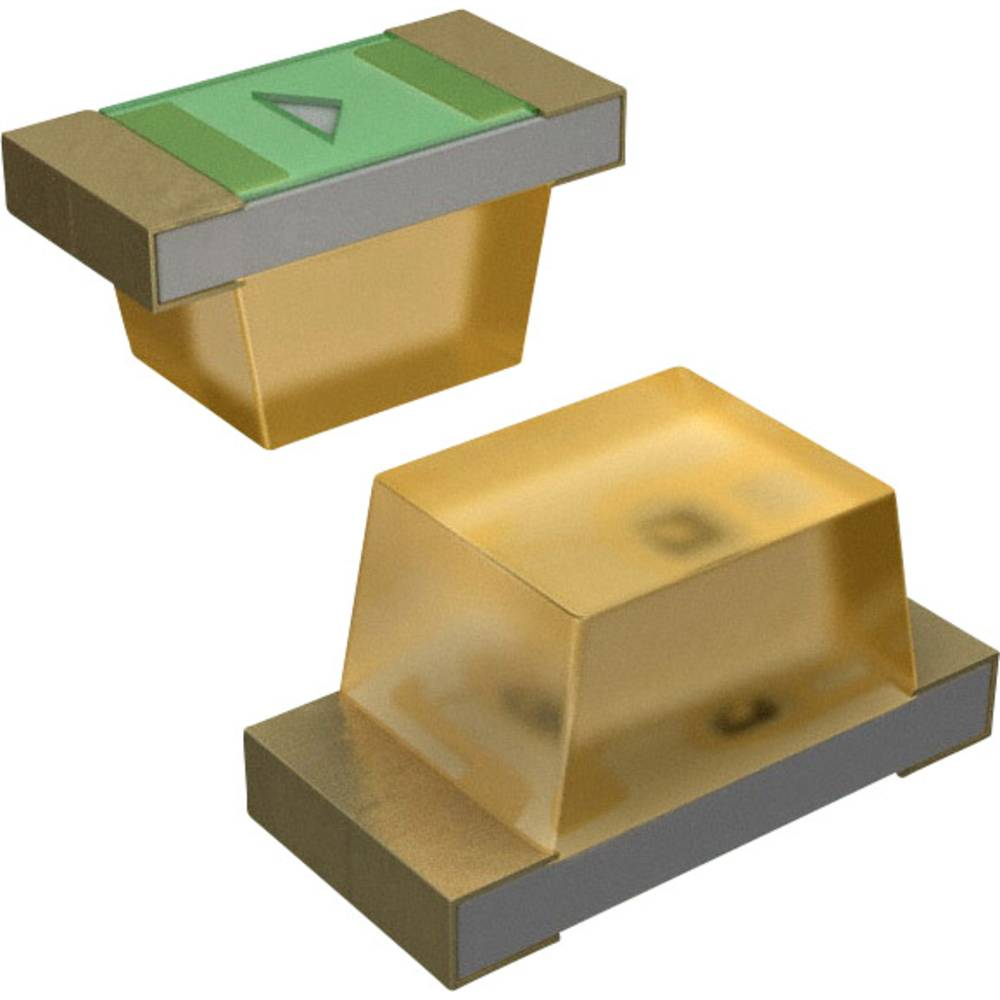 SMD-LED (value.1317393) Panasonic SMD-2 8.5 mcd Grøn