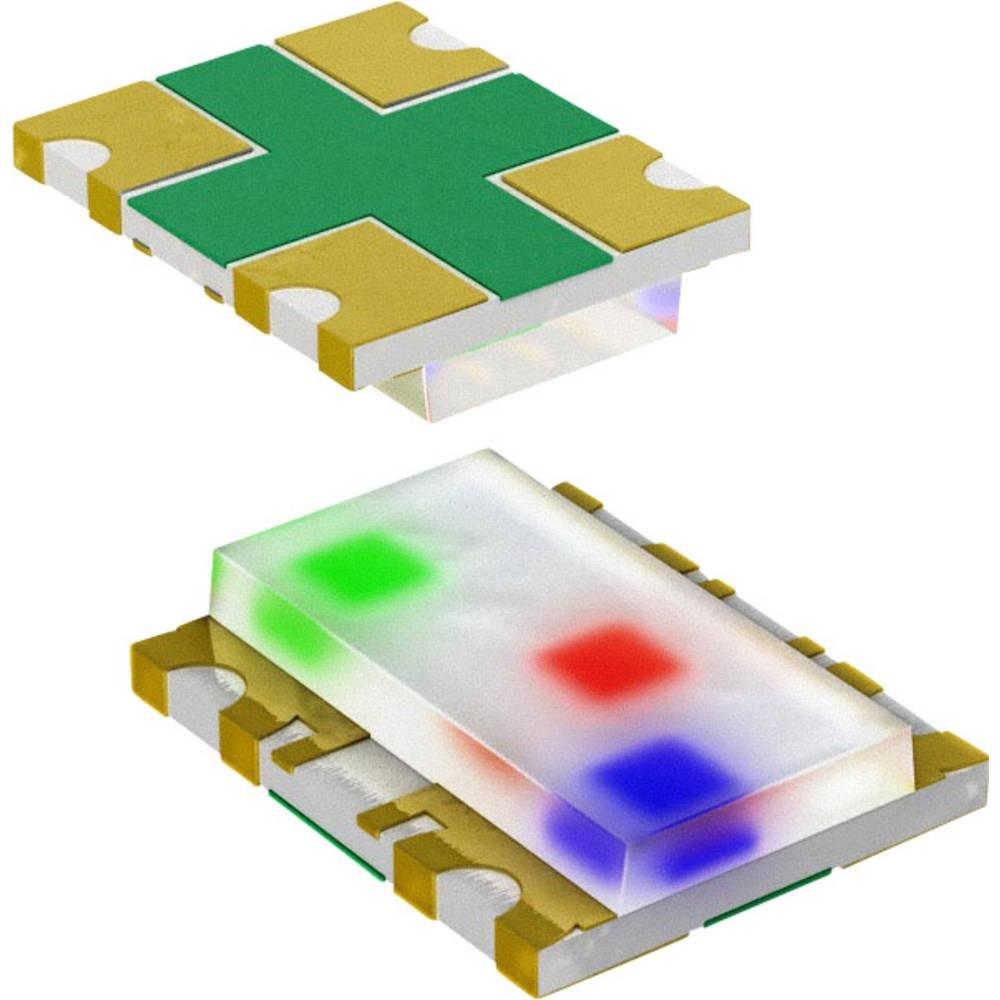 SMD-LED (value.1317393) Panasonic SMD-4 30 mcd, 90 mcd, 15 mcd Rød, Grøn, Blå