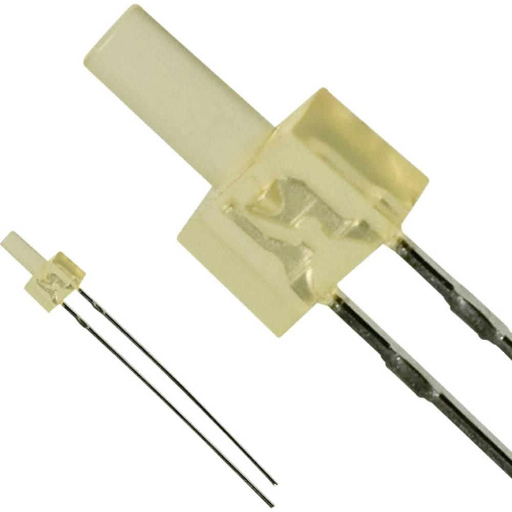 LED bedrahtet (value.1317403) Panasonic 2 mm 4 mcd 30 mA 2.2 V Rav