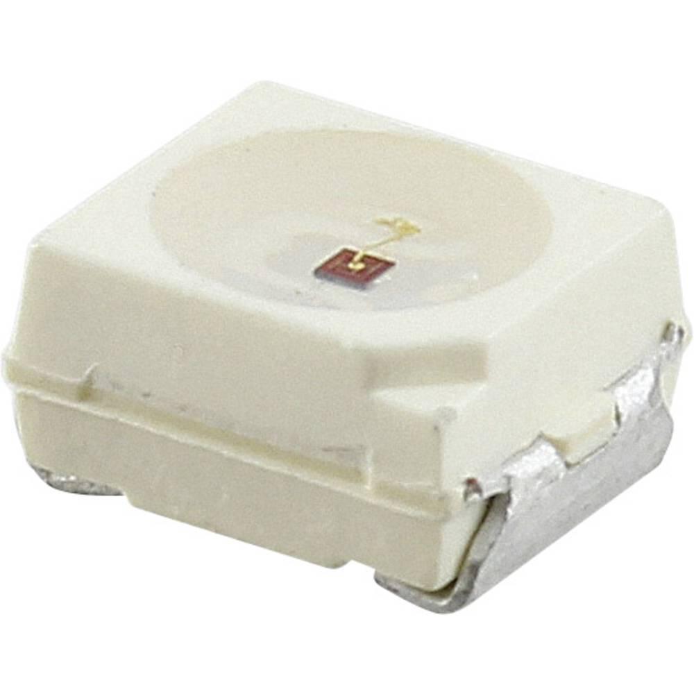 SMD LED Vishay PLCC2 2800 mcd 120 ° Rav