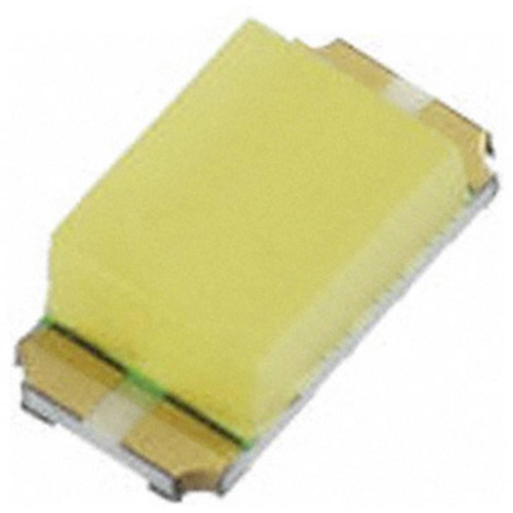 SMD LED Vishay 1608 90 mcd 130 ° Orange