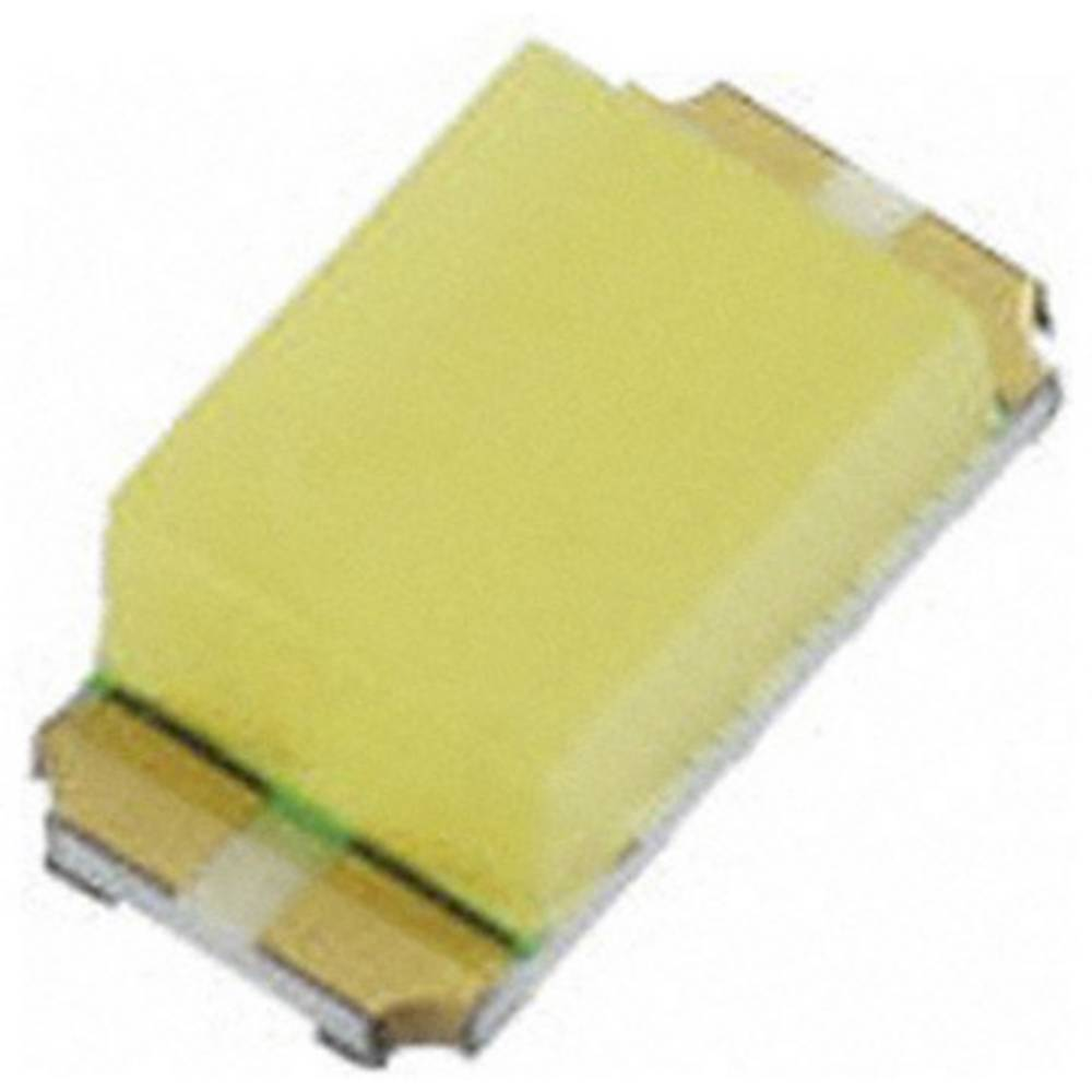 SMD-LED (value.1317393) Vishay 1608 90 mcd 130 ° Orange