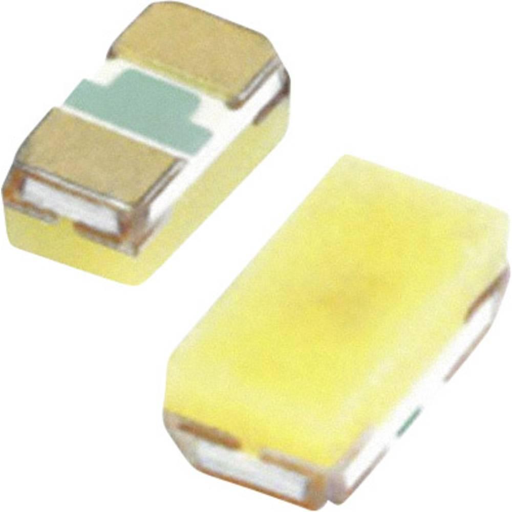 SMD LED Vishay VLMW1500-GS08 1005 112.5 mcd 130 ° Kølig hvid