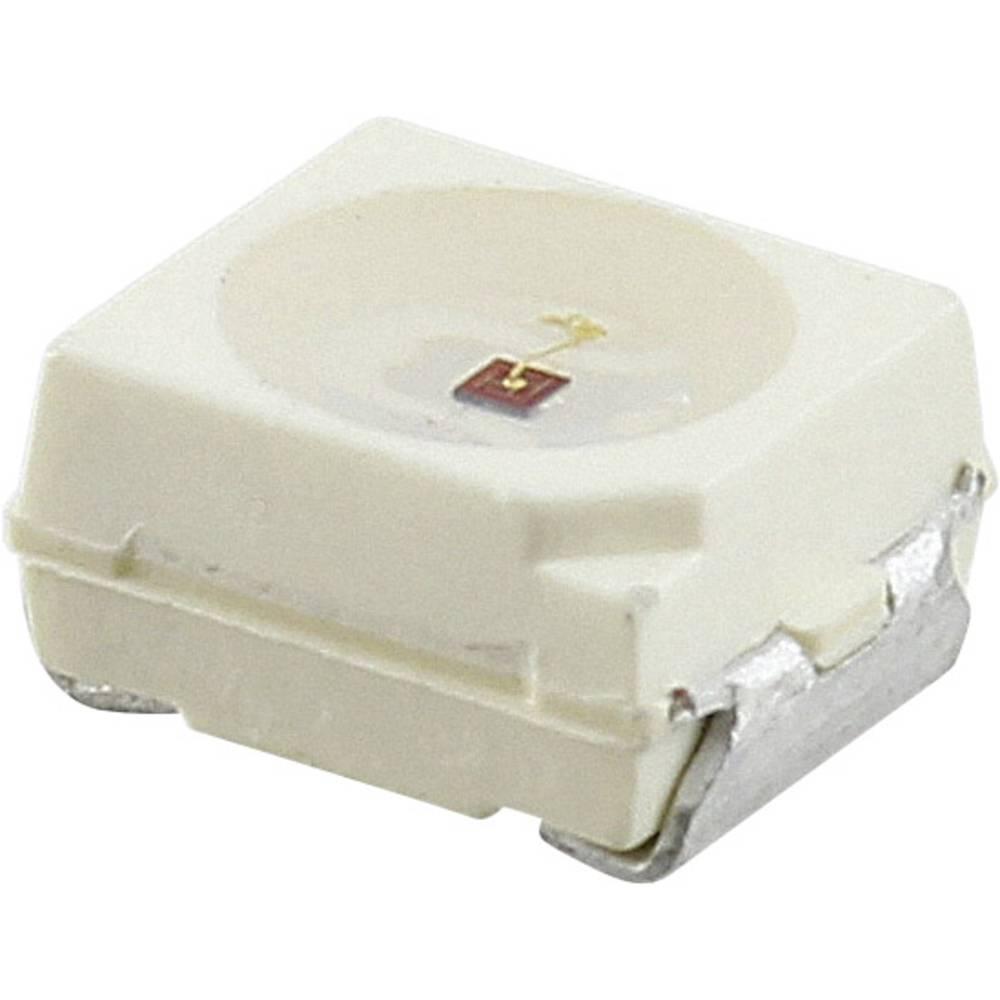 SMD-LED (value.1317393) Vishay VLMY334BACB-GS08 PLCC2 2300 mcd 120 ° Gul
