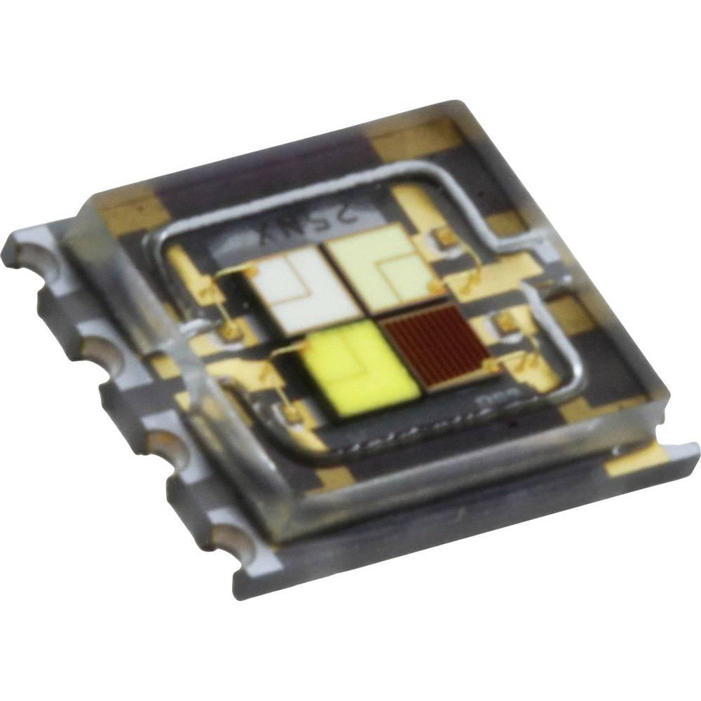HighPower LED rdeča, zelena, modra, bela 79 lm, 135 lm, 182 lm 120 ° 2.5 V, 3.6 V, 3.45 V 1000 mA OSRAM LE RTDUW S2W